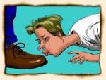 lamerle los pies