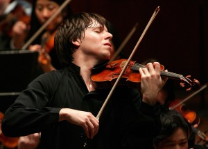 Joshua Bell. Photo by Chris Lee
