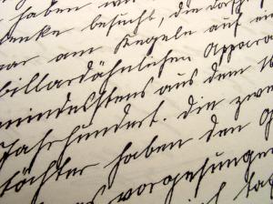 letra de médico
